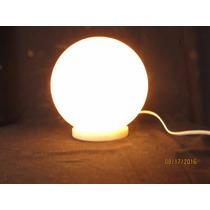 Lámpara De Onix Mod. Esfera De 20 Cms.¡oferta!