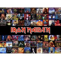 Iron Maiden Discografia Completa + Raridades 2016