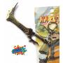 Naruto Shippuden - Llavero Metálico De Arma Espada