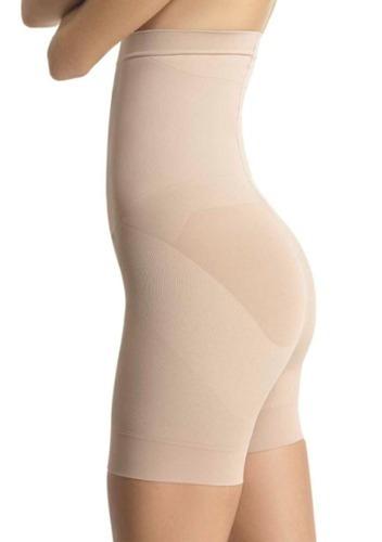 27f1dab72c Cinta Short Emana Modeladora Afina Cintura Levanta Bumbum - R  72