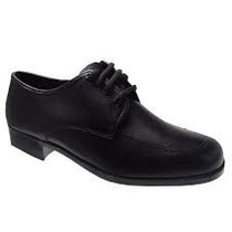 Sapato Social Couro Touroflex Igual 752 Uniforme Segurança