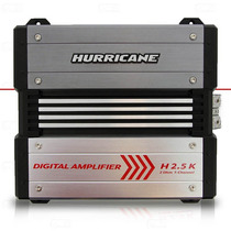 Amplificador Digital Modulo Hurricane 2500 Watts Rms H 2.5k