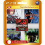 Dino Crisis 1+2 Syphon Filter 1+3 Jurassic Park (cód Id Ps3)