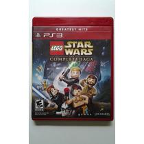 Ps3 Lego Star Wars The Complete Saga $400 Pesos - Seminuevo