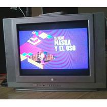 Tv Pantalla Plana Lg Modelo Flatron 21 Pulgadas