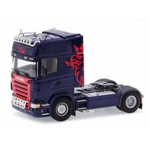 Caminhão Scania R620 King Club Universal Hobbies 1:50 Uh5639