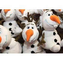10 Pelucia Musical Boneco De Neve Olaf Frozen Pronta Entrega