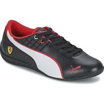 Tenis Puma Scuderia Ferrari Drift Cat 6 Nm Talla 26cm