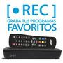 Ghia Sintonizador Digital Para Tv Con Grabacion En Usb Gac-