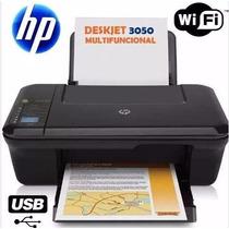 Impresora Multifuncional Hp 3050 Inalambrica Wifi O Usb Hp