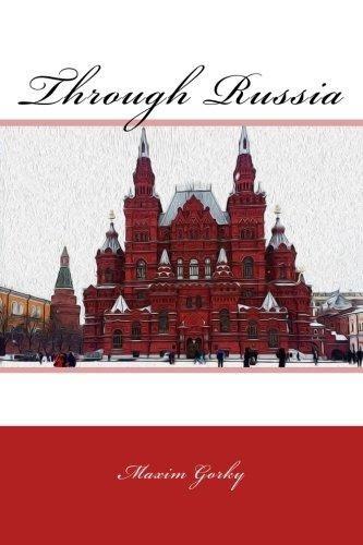 Through Russia Maxim Gorky 121300 En Mercado Libre