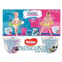 Pañales Huggies Campeones & Princesas Hiperpack