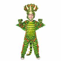 Difraz De Dragon Para Niño Carnavalito Talla 1