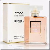 Perfume Chanel Coco Mademoiselle 100ml Edp Original Lacrado