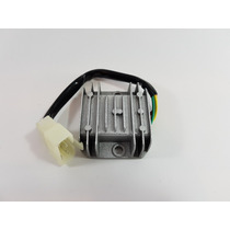Regulador Rectificador De 5 Puntas Para Motos Italika