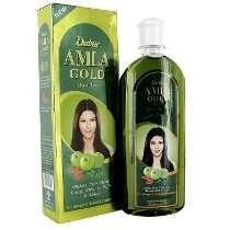 Óleo Amla Dabur Gold (cabelos Castanhos)