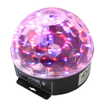 Esfera Led Disco Dj Audioritmica Dmx Secuencial