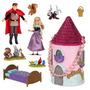 Aurora La Bella Durmiente Mini Castillo Disney Store