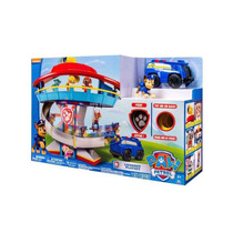 Paw Patrol Lookout Playset + Vehículo + Figura Toybox