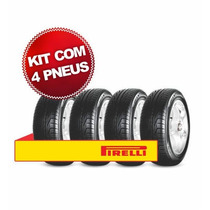 Kit Pneu Pirelli 195/55r15 Phantom 4un - Sh Pneus