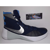 Hyperdunk 2015 Navy Photo Blue (numero 9 Mex) Astroboyshop
