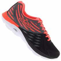 Zapatillas Olympikus Modelo De Damas Training Fitness Flix 2