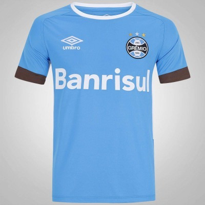 Promoção  Camisa Oficial De Treino Do Grêmio Umbro - R  69 e2c1b6d72fd43