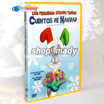 Los Pequeños Looney Tunes Cuentos De Navidad Dvd Reg. 1 Y 4