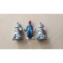 Figuras De Homies 2 Pigeon Y 1 Bomber Loose