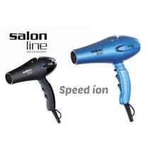 Secador Speed Íon 2300w/220v - 2100w/127v (azul Ou Preto)