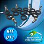 Kit 11: Limpieza Inyectores Bronco Explorer Kia Nissan Jeep