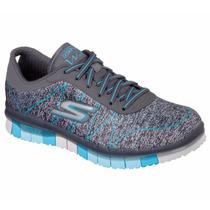 Zapatos Skechers Para Damas Go Flex Walk 14011 - Cctq