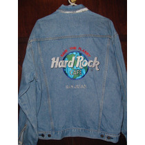 Campera De Jean Hard Rock (unisex)