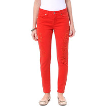 Calça Feminina Jeans Colors - Club Polo Collection