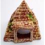 Adorno Para Acuario Diseño Piramide Marca Boyu