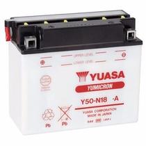 Bateria Yuasa Y50-n18l-a Promoção