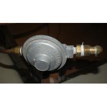 Regulador Con Tubo De Cobre Para Tanque De Gas Lp.