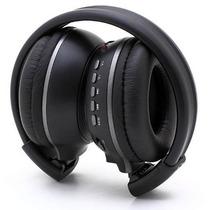 Fone De Ouvido Headphone Sem Fio Cartão Sd Rádio Fm Mp3 Usb