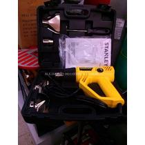 Pistola De Calor Stanley 1800watts Con Maletin Y 4 Boquillas
