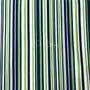 Rayas Verde-Azul (Polilycra)