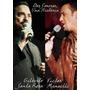 Gilberto Santa Rosa / Dos Soneros. Dvd Original Import P