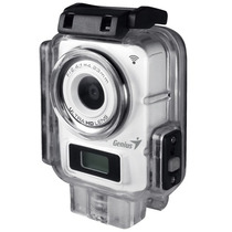 Camara Genius Lifeshot Fhd300 Wifi Hd Sumergible