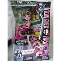 Muñeca Monster High Draculaura Mattel Original