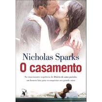 Livro O Casamento Nicholas Sparks