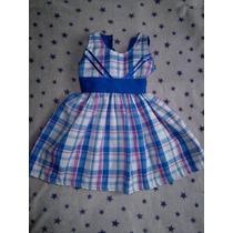 Vestido Para Niña De 12 A 18 Meses. Usado Una Sóla Vez!