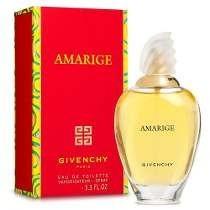 Perfume Givenchy Amarige 100 Ml Damas Original