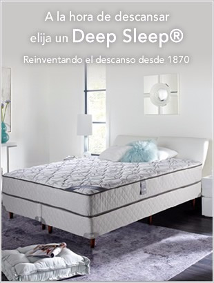 simmons deep sleep mattress. colchón simmons deep sleep matrimonial 1,40x1,90mts mattress