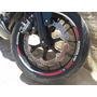 Friso Adesivo Refletivo Roda Moto Honda Cb 500 X
