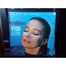 Vinilo De Paloma San Basilio Vida - Disco De Difusion