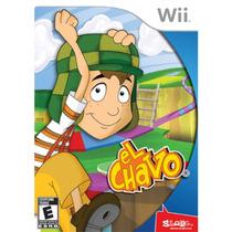 El Chavo Del 8 Nintendo Wii Gaming Nuevo En Caja